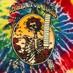 Ripple Junction Shirts - Grateful Dead T-shirt Shirt New Medium Tye Dye